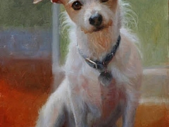 All Creatures Great and Small | Pet Portrait Painting