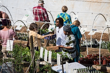 Image: Spring Plant Sale Final Day