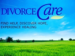 VIRTUAL DivorceCare Program and Support Group