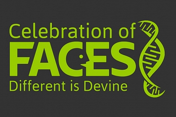 Image: Celebration of FACES – Different is Divine