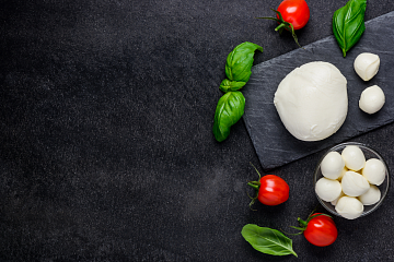 Image: This is Cheesy: How to Make Mozzarella and Ricotta – ONLINE CLASS
