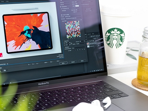Image: Introduction to Photoshop – ONLINE CLASS