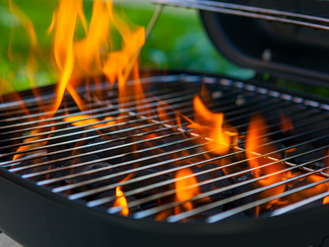 Image: Fire Up the Grill! – ONLINE CLASS