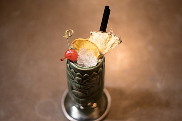 Image: Introduction to Tiki Cocktails – ONLINE CLASS