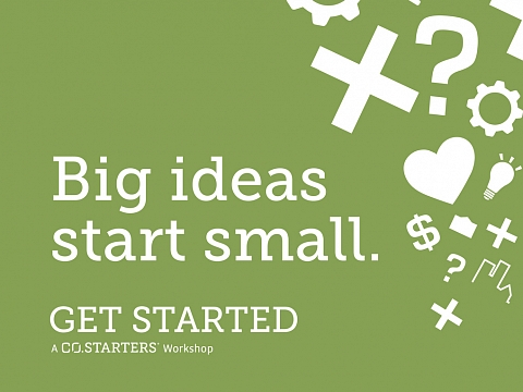 Image: CO.STARTERS Get Started Workshop – ONLINE CLASS