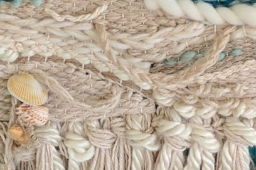 Image: Introduction to Modern Weaving: Life's a Beach – ONLINE CLASS
