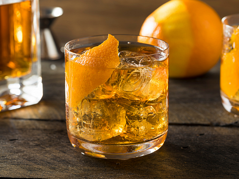 Image: Classic Cocktails: Whiskey – ONLINE CLASS