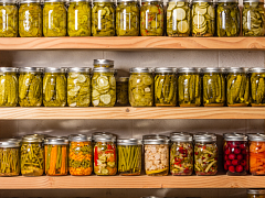 Home Canning 101 – ONLINE CLASS