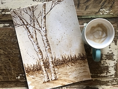 Watercolor Sketching with Coffee – ONLINE CLASS