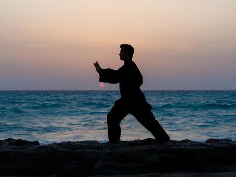 Image: Beginner Tai Chi – ONLINE CLASS
