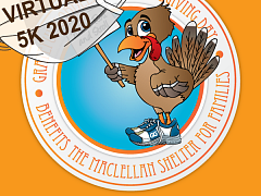 21st Annual Grateful Gobbler Virtual Walk