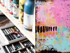 Mixed Media Art Journaling – ONLINE CLASS
