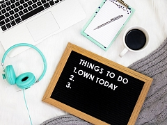 Master(mind) Your To-Do List – ONLINE CLASS