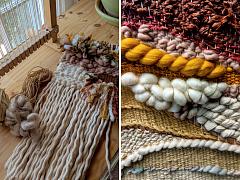Weaving for Calm – ONLINE CLASS