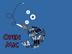 Local Catch Comedy Open Mic