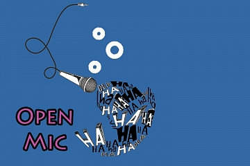 Image: Local Catch Comedy Open Mic