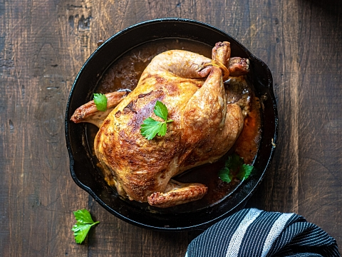 Image: Cast Iron Cooking 101 – ONLINE CLASS
