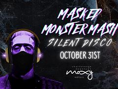 Masked Monster Mash #atthemoxy