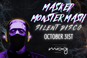 Image: Masked Monster Mash #atthemoxy