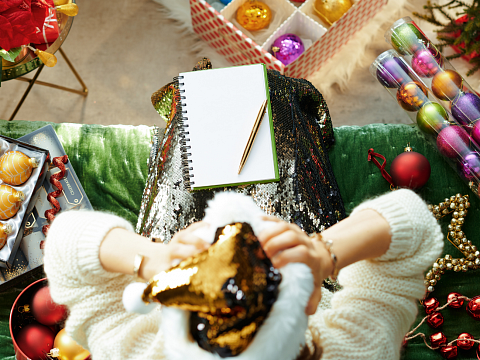 Image: Don't Lose Your Sh*t in the Holidays – ONLINE CLASS