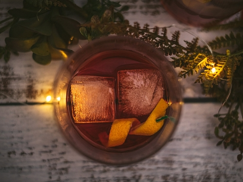 Image: Give Thanks: Thanksgiving Cocktails – ONLINE CLASS