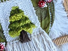 Boho Holidays: Fir Tree Weaving – ONLINE CLASS