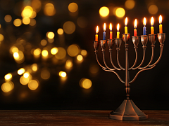 History Happy Hour: The History and Mystery of Chanukah – ONLINE CLASS