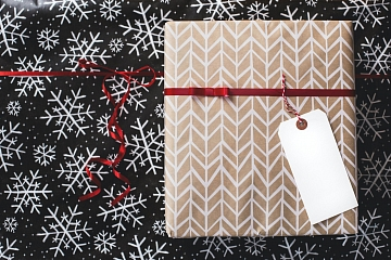 Image: Beginner Handlettering: Gift Tags – ONLINE CLASS + SUPPLIES