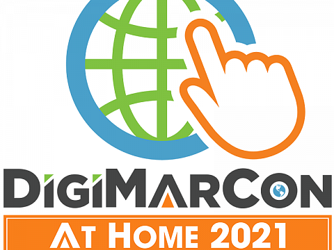Image: DigiMarCon At Home 2021 – Digital Marketing, Media and Advertising Conference