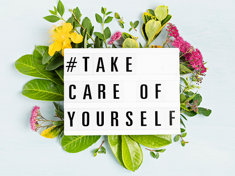 Image: Self Care in 2021: Overcoming Fear, Stress and Anxiety – Online Class