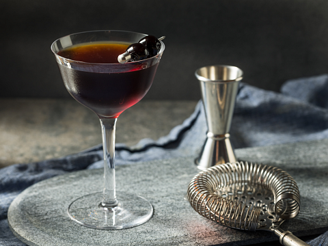 Image: Classic Cocktails: Amaro – Online Class