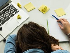 Dealing with Burnout – Online Class