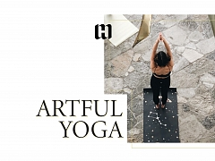 Artful Yoga with Suzanne Sabourin