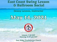 Swing Dance – Lesson & Social