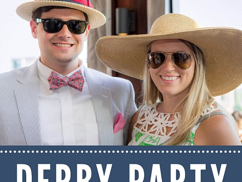 Image: Seersucker Saturday Kentucky Derby Watch Party