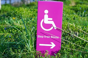 Image: Developing your Event's Access Plan for People with Disabilities – Online Class