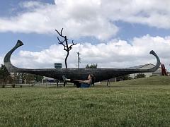 Morning Yoga at Sculpture Fields – Outdoor Class
