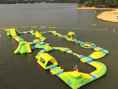 Image: NOOGA Splash Grand Opening Weekend