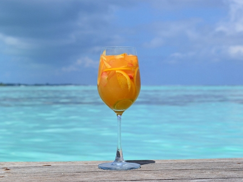 Image: Tropical Cocktails – Online Class