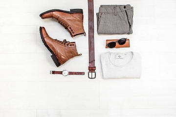 Image: 12 Wardrobe Essentials for Men's Personal Style – Online Class
