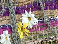 Introduction to Weaving: Nature Weave – Outdoor Class