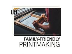 Family Printmaking Class