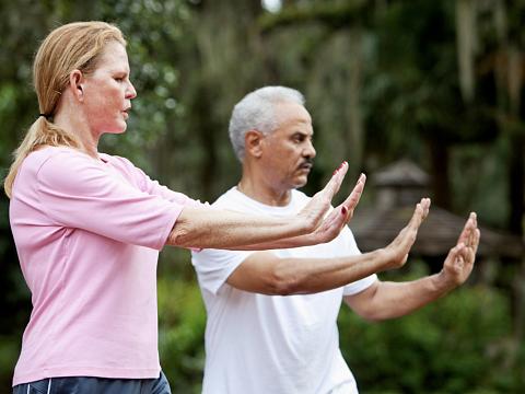 Image: Meditation Wing Chun – ONLINE CLASS