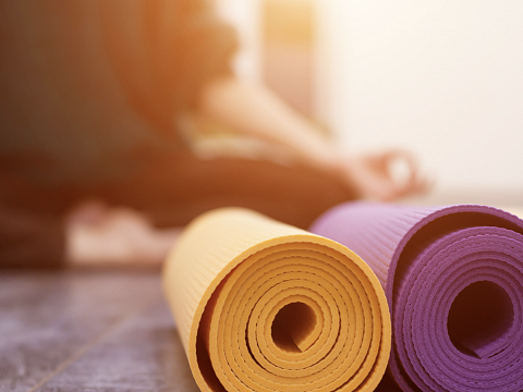 Image: Therapeutic Flow Yoga: Open + Connect – IN-PERSON CLASS