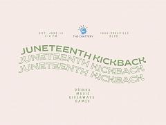 Juneteenth Kickback