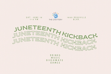 Image: Juneteenth Kickback
