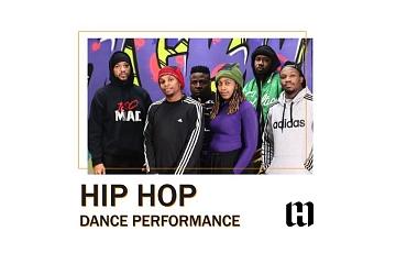 Image: Hip Hop Dance Performance