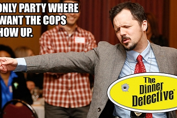 Image: The Dinner Detective – America's LARGEST interactive Mystery Dinner Show (Chattanooga, TN)
