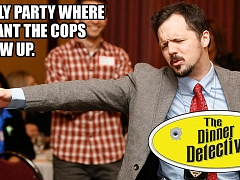 The Dinner Detective – America's LARGEST interactive Mystery Dinner Show (Chattanooga, TN)