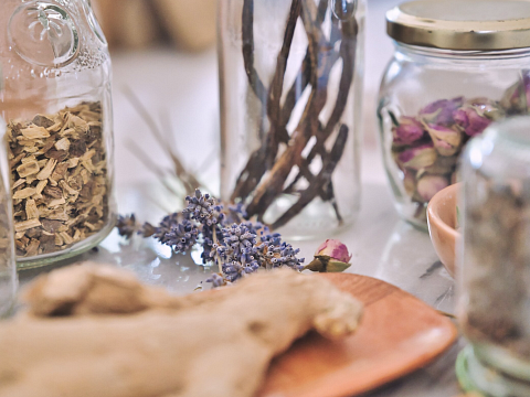 Image: Make Your Own Herbal Salves – IN-PERSON CLASS
